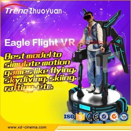 Battle Flight Games Stand Up Flight VR Simulator For Arcade / Tourist Attractions
