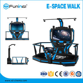 Classic 9D VR Simulator E - Space 1 Year Warranty 2500 * 2600 * 2510mm